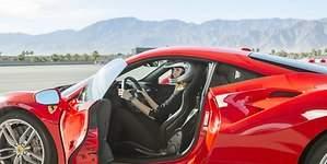 Poner un Ferrari a 200 Km/h, posible por 14.000 dólares