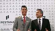 Cristiano Ronaldo quiere ser empresario del sector de la hostelería cuando deje el fútbol