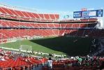 El estadio donde se celebrará la Super Bowl 50