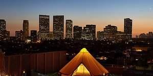 Primer glamping urbano de LA: 3.500 dólares hasta diciembre