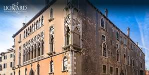 ¿Cuánto pagaría por un auténtico palacio veneciano? Empiece a regatear