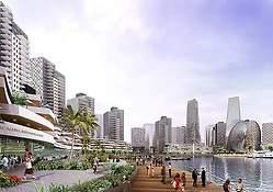 La nueva Dubái africana