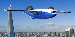 Starling Jet: el avión-helicóptero que pretende revolucionar el sector aeronáutico