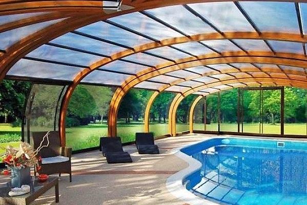 Lujosas piscinas cubiertas para el invierno - Piscinas cubiertas alcobendas ...