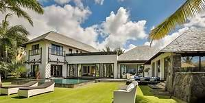 Se subasta mansión de lujo en isla Mauricio (con permiso de residencia incluido)