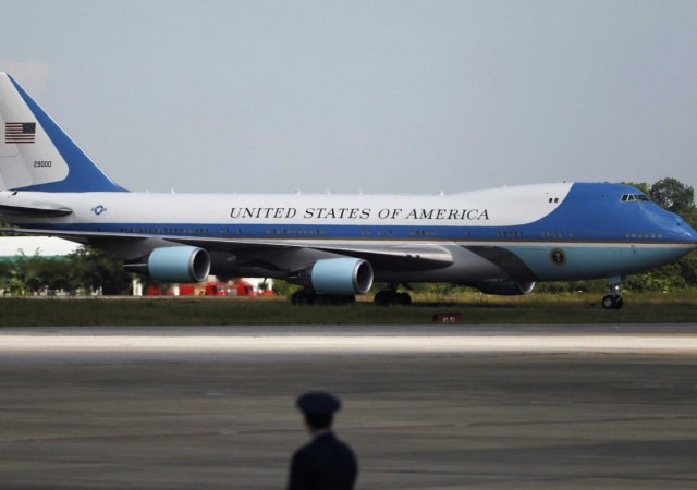 El Air Force One del siglo XXI