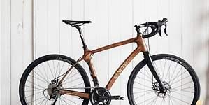 La primera bicicleta del mundo hecha de barriles de whisky
