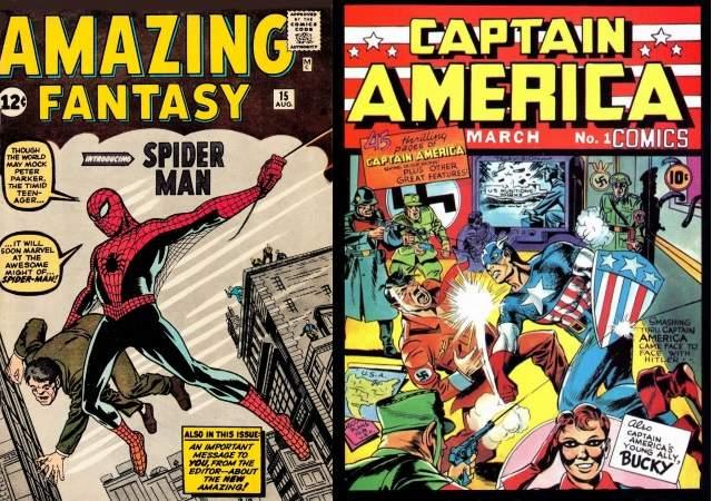 Los 10 c mics de marvel m s valorados del mundo - Marvel spiderman comics pdf ...
