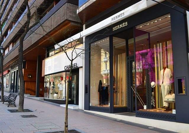 El barrio de Salamanca sigue siendo la opción preferida de las firmas de  lujo en Madrid - elEconomista.es