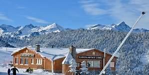 La nieve en las estaciones de esquí más importantes: Baqueira gana