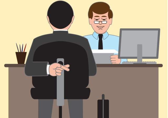 Cómo Vestir Para Una Entrevista De Trabajo Importante