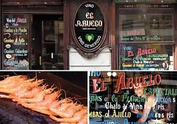 Así son las tascas del gran Madrid