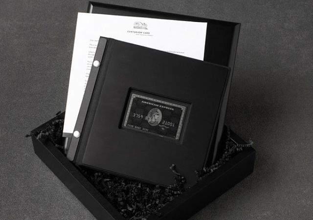 5698dbb169 American Express Centurion  la tarjeta de crédito sin límites -  elEconomista.es