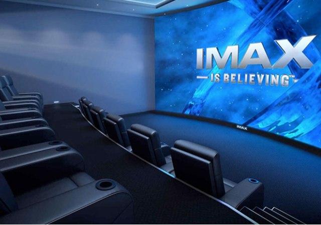 Imax salas de cine privadas en casa - Sala cine en casa ...