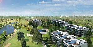 La Finca ya se impone como una de las más exclusivas urbanizaciones de lujo con sus nuevas viviendas