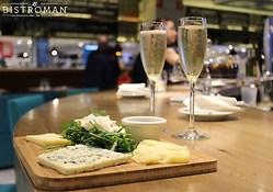 Va de ostras y champagnes