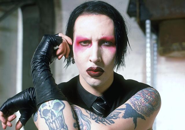 Lana del Rey es violada en video inédito de Marilyn Manson ...