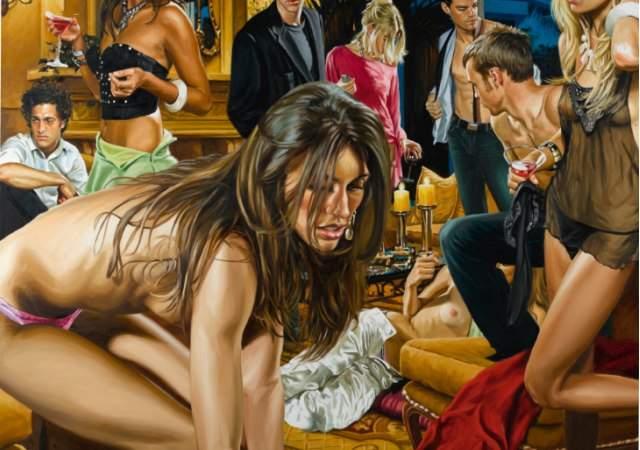 Orgías, orgasmos y excitación: así hace dinero Sotheby's con el arte erótico
