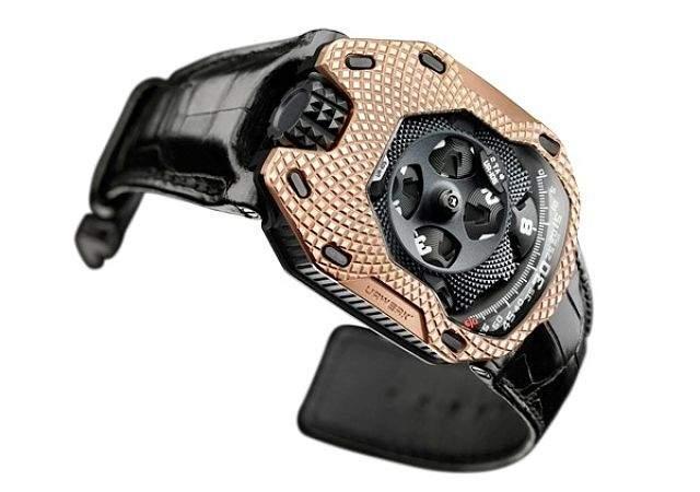 c996892c79e5 Urwerk y su nuevo y espectacular reloj de lujo - elEconomista.es