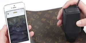 Una aplicación que detecta en segundos las falsificaciones de productos premium