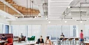 ¿Te gustaría trabajar en Dropbox? Sus oficinas tienen hasta gimnasio