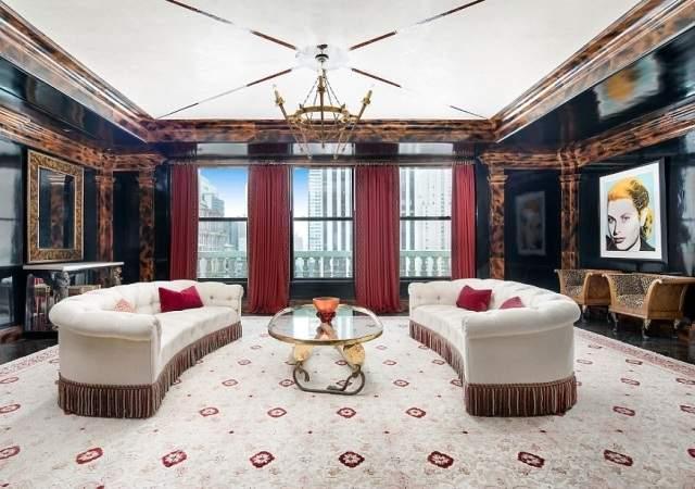 Sala de estar despacho excellent en algunas estancias for Cocina de planta abierta sala de estar
