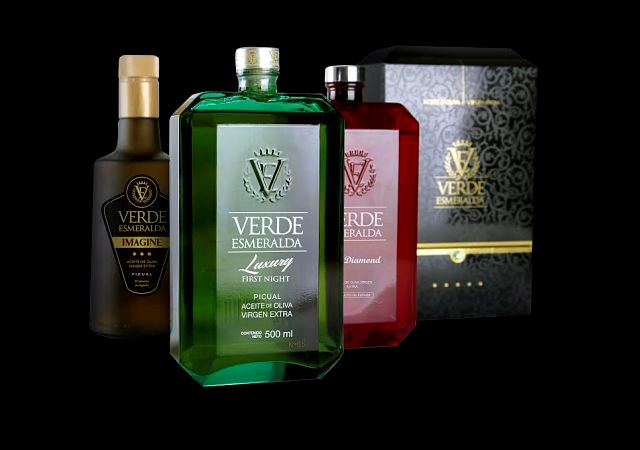 El lujo se fija en el aceite de oliva