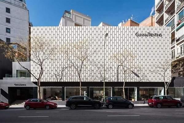 Nueva tienda de gunni trentino en madrid un edificio joya - Gunni trentino opinion ...