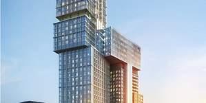 Los socios comerciales de Trump en Dubái construirán la torre Versace en Londres