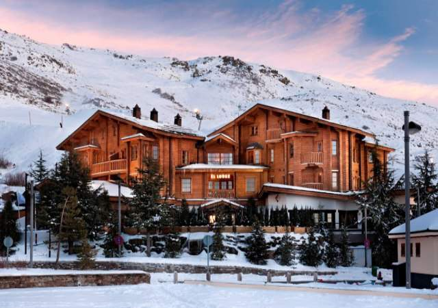 Sierra nevada invierte 1 4 millones en la nueva temporada - Hoteles de lujo granada ...