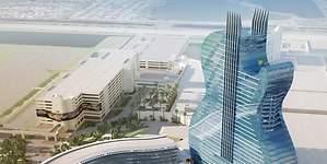 El primer rascacielos con forma de guitarra, el nuevo hotel Hard Rock