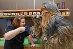 Millonaria mamá Chewbacca