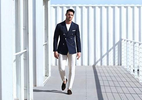 Pantalones Blancos Para Hombre Como Combinarlos Eleconomista Es