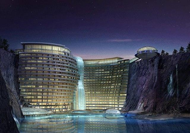 Los impresionantes hoteles de lujo que están por venir