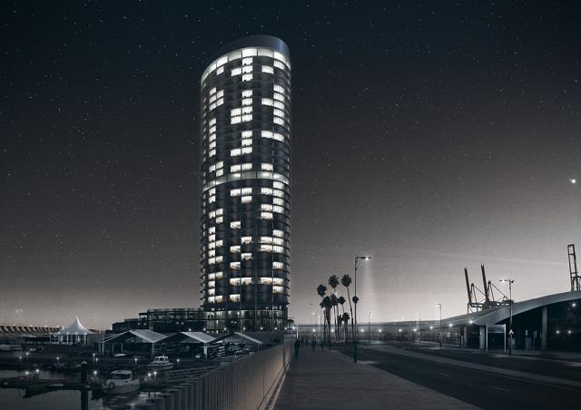 As ser la torre del puerto un hotel de gran lujo en - Casas embargadas en el puerto de la torre malaga ...