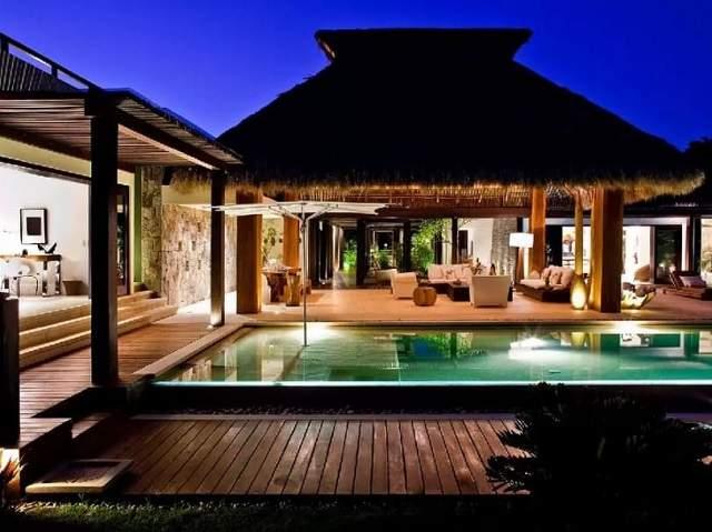 5 casas de lujo que puede alquilar para sus vacaciones for Villas de lujo para alquilar en vacaciones