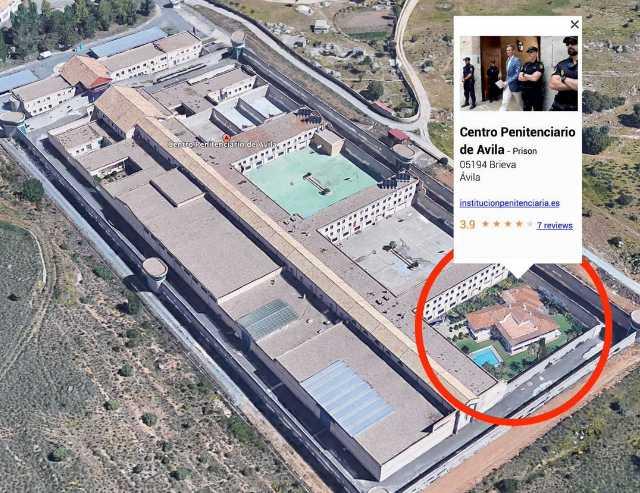 Urdangarín en prisión