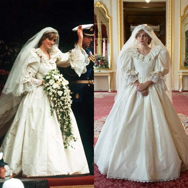 diana vestido novia