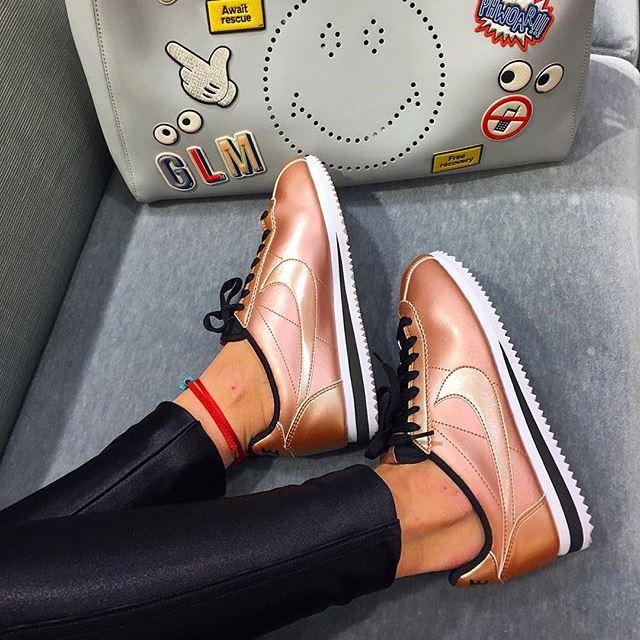 new style 0535b 5ae82 Las zapatillas de las it girls que debes tener esta primavera
