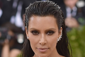 ¿Qué se ha hecho Kim en la cara?