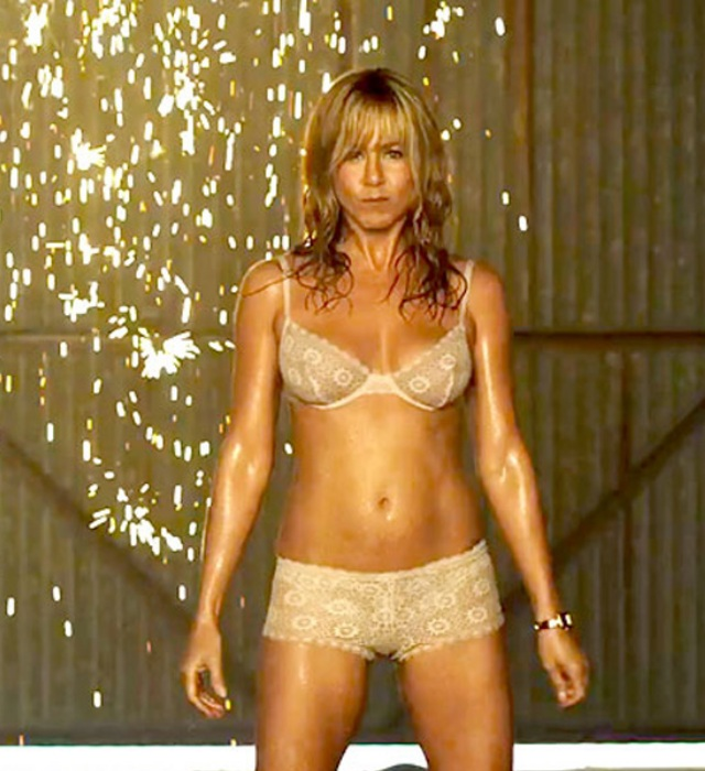 Fotos de Jennifer Aniston Revista GQ Desnuda