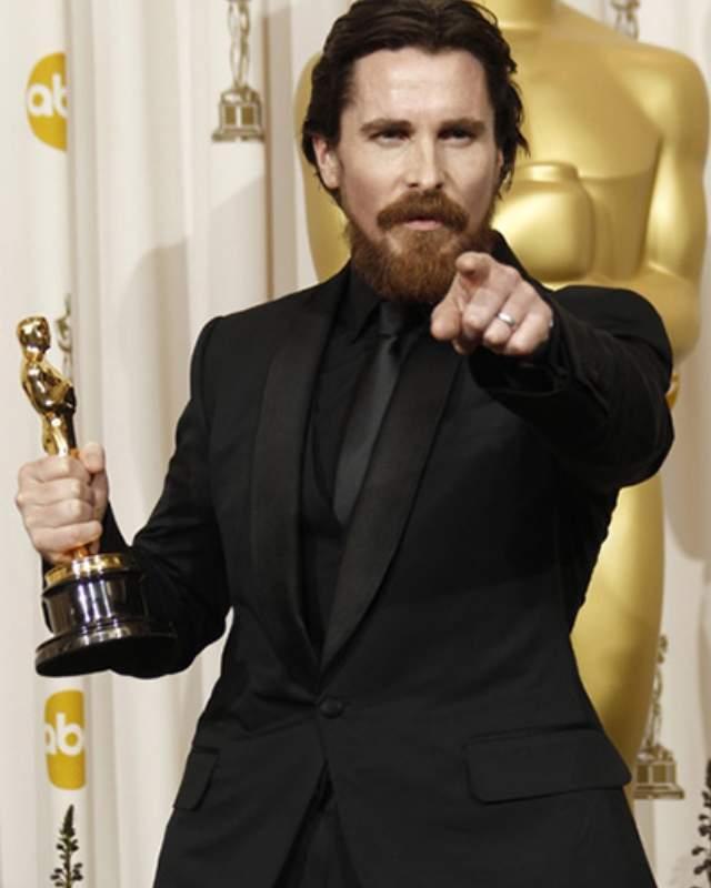 La drástica transformación de Christian Bale