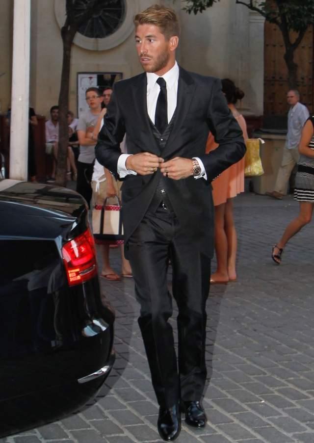 El Sobre Mayor Sergio Habla Masculina Ramos Moda Es Experto 1wAB7qzdc7