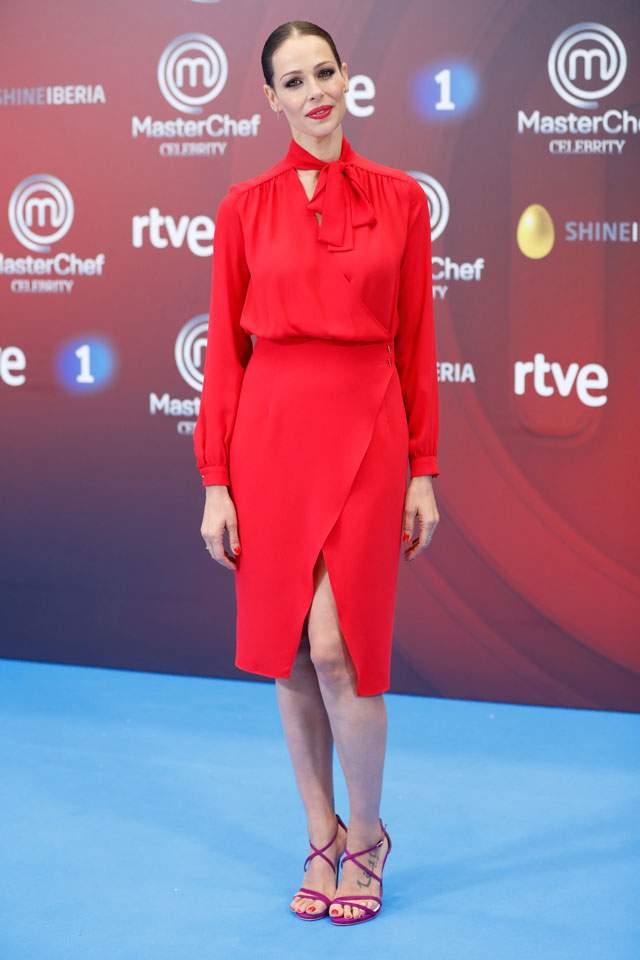 Lourdes Montes le copia el look a su cuñada Eva González