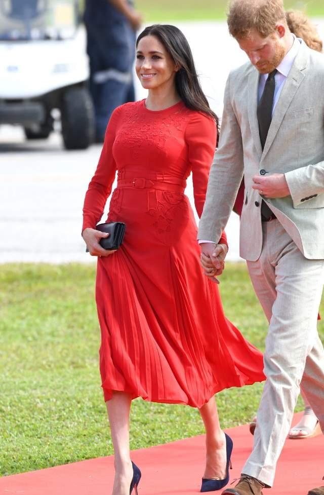 Vestido Rojo Para Una Boda De Dia Vestidos De Fiesta