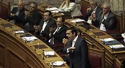 Luz verde a Alexis Tsipras
