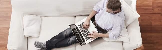 Los autónomos que trabajan en casa recuperarán un 20% de sus gastos