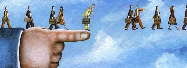 Los trabajadores temporales cuentan para forzar los despidos colectivos