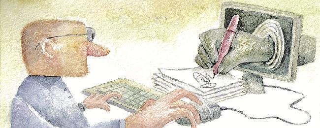 Los jueces suspenden la legalización electrónica de libros sociales -