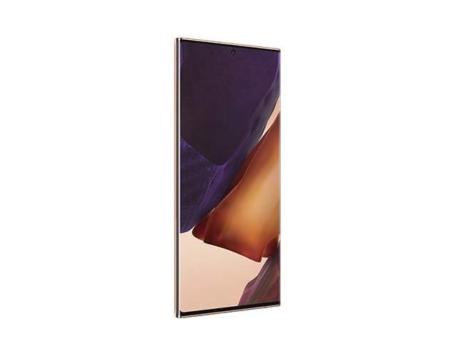 Samsung Galaxy Note 20 y Note 20 Ultra: panel infinito y S-Pen optimizado